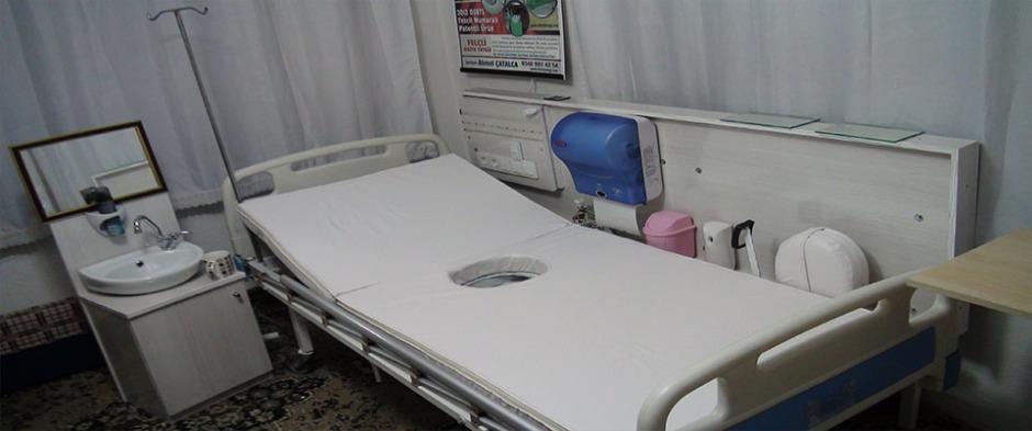 Felçli Hasta Yatağı
