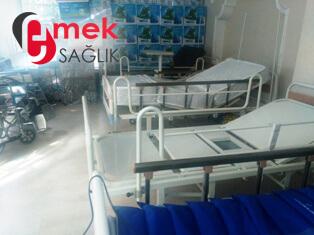 Ev Tipi Elektrikli Hasta Yatakları