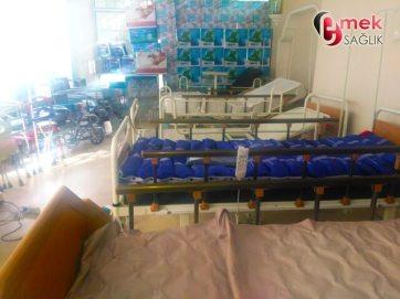 Emek Sağlık Üretimi Hasta Yatakları