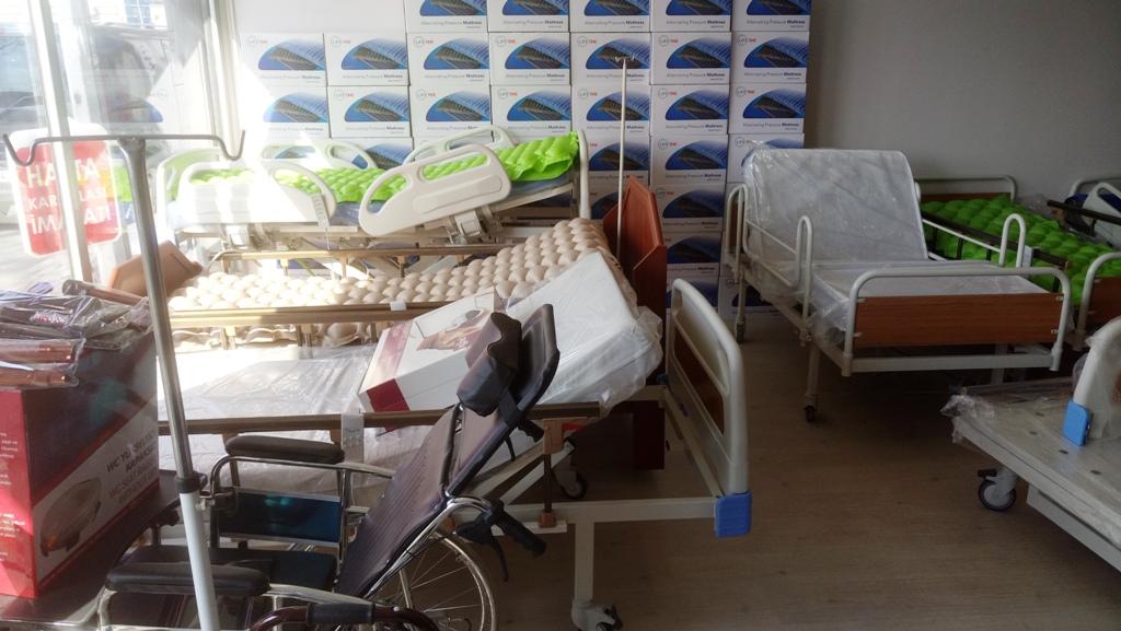 Emek Hastane Yatakları